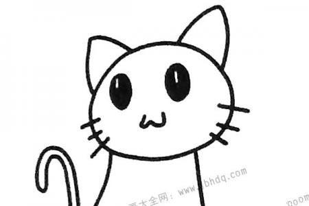 大眼睛小猫咪