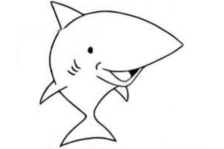 调皮的鲨鱼