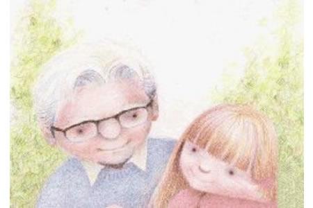 儿童漫画 听爷爷讲故事