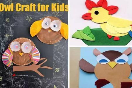 花3分钟看看这个,你和孩子也能做出最酷炫的手工!