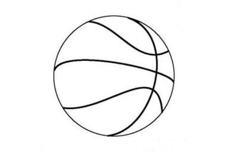 儿童玩具图片 篮球简笔画图片