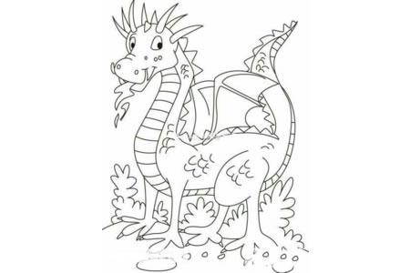 饥饿的恐龙