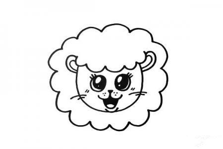 可爱的狮子