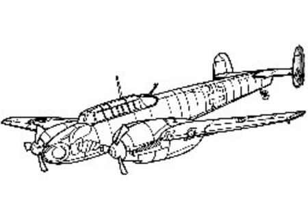 重型战斗机