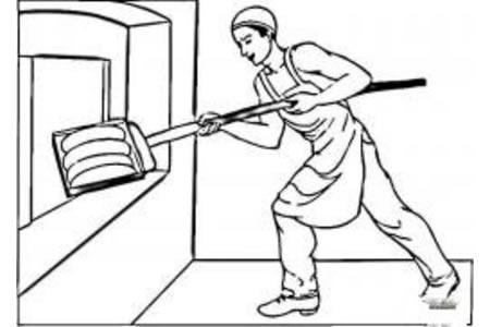 烤面包师傅