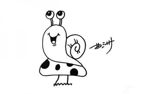 爱旅行的蜗牛