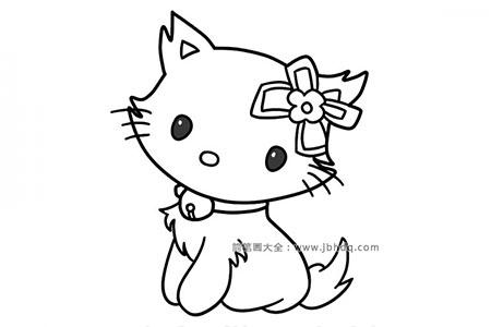 可爱漂亮的小猫
