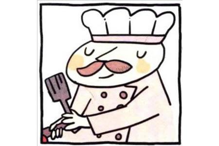 制造美味的厨师