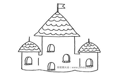 世界著名建筑 城堡