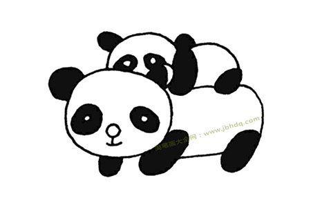 熊猫妈妈和小熊猫
