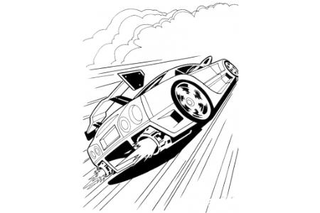 风火轮小汽车图片大全