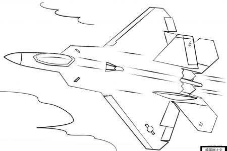 f - 22猛禽战斗机