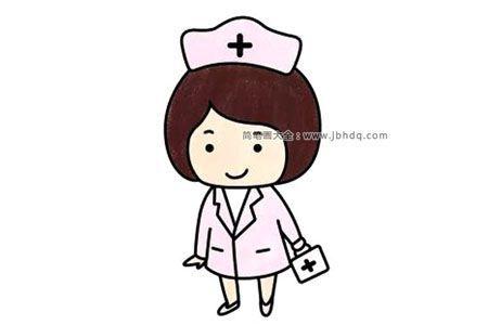 可爱的护士