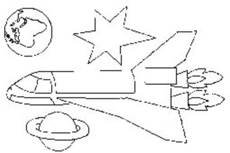 火箭 航天飞机