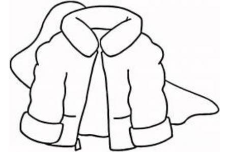 冬天的外套