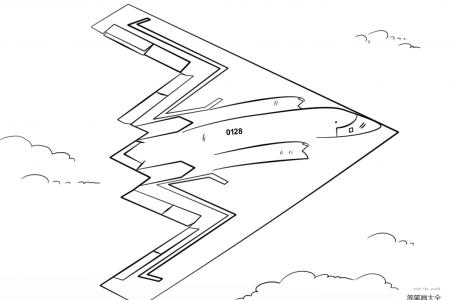 b - 2隐形轰炸机