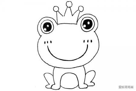 开心的青蛙王子