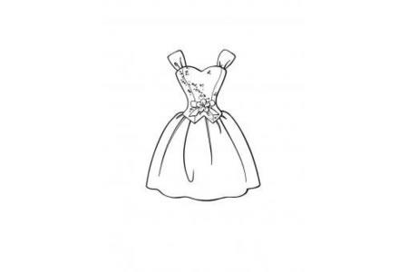 漂亮的裙子