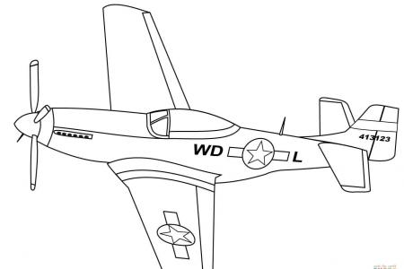 P-51战斗机
