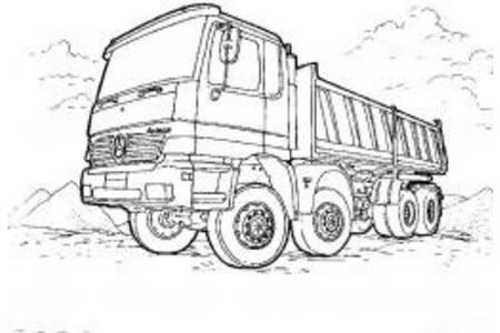 梅赛德斯奔驰卡车