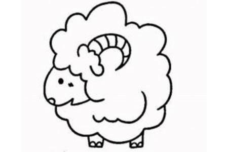 抛媚眼的羊羊