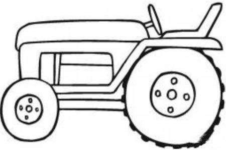 小型拖拉机