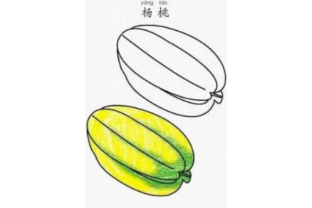 甜甜的杨桃