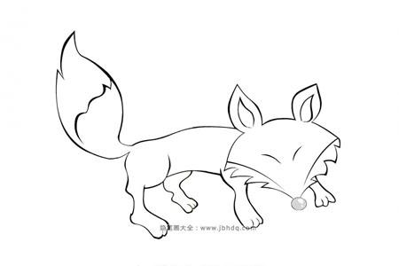 狡猾的狐狸