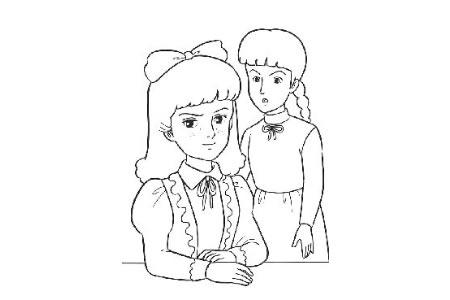 莎拉公主和同学