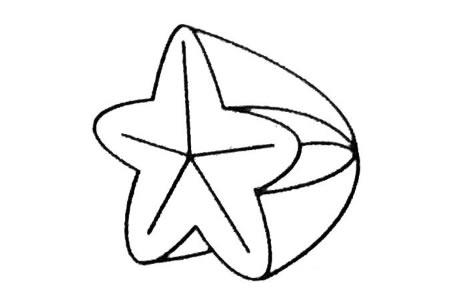 杨桃简笔画大全及画法步骤