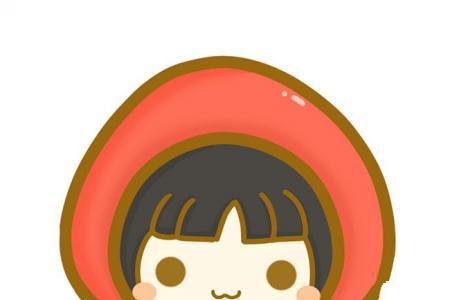 2张小红帽卡通头像图片
