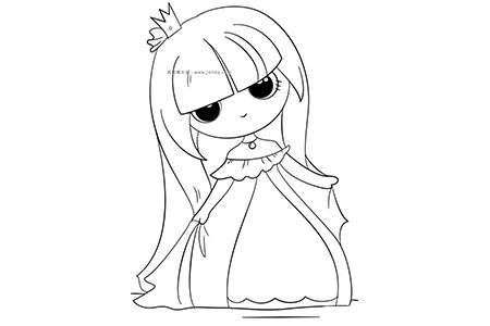 超卡哇伊的小公主