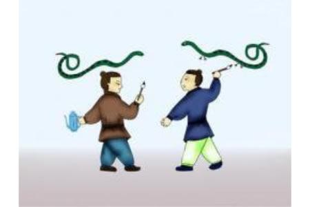 画蛇添足的故事