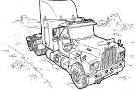 美国马克卡车