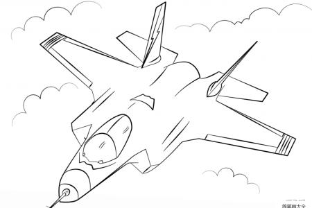 隐形战斗机f - 35