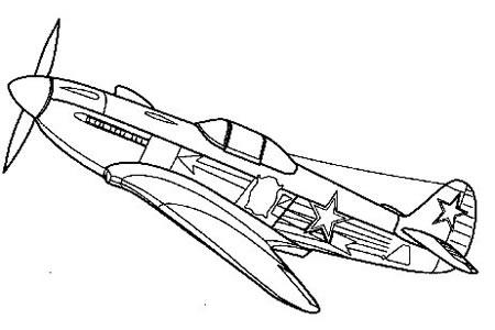 雅科夫列夫Yak-3战斗机