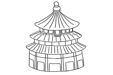 世界著名建筑 天坛