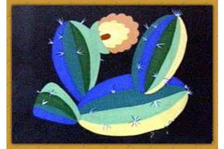 《仙人掌》