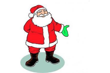 圣诞老人欢迎你