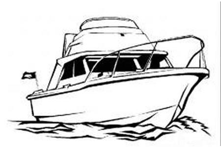 码头上的轮船