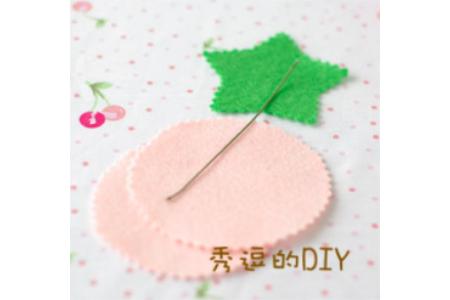 母亲节送什么礼物?母亲节手工制作织布康乃馨