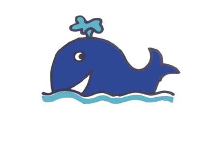 学画鲸鱼视频教程