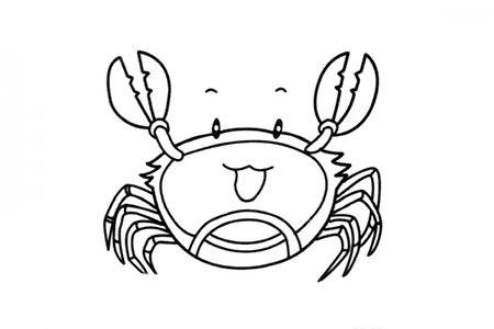 开心的螃蟹弟弟