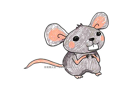 可爱的老鼠