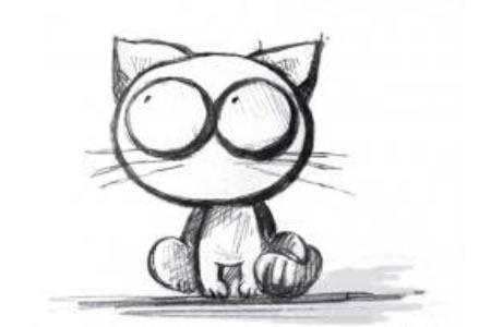 淘气的小猫咪