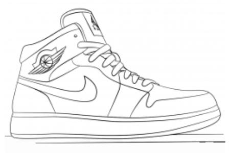 耐克约旦运动鞋
