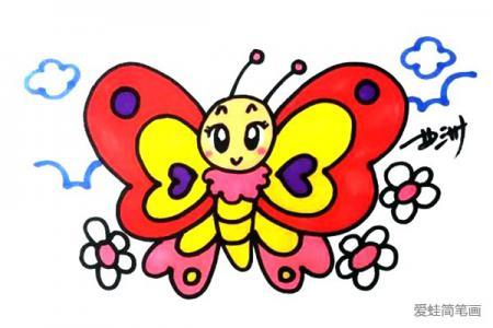 蝴蝶 在春天翩翩飞舞的精灵