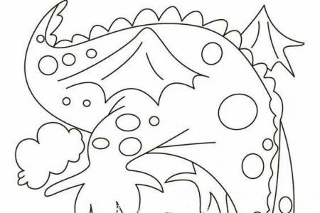 天上喷火的恐龙