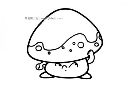 疑惑的蘑菇