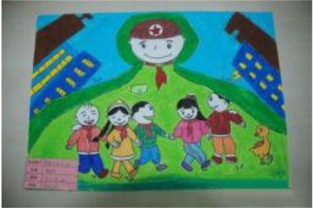 关于雷锋的儿童画-雷锋叔叔的名言